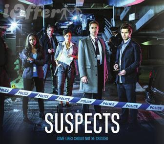 Suspects (UK TV Series) Complete 5 Seasons
