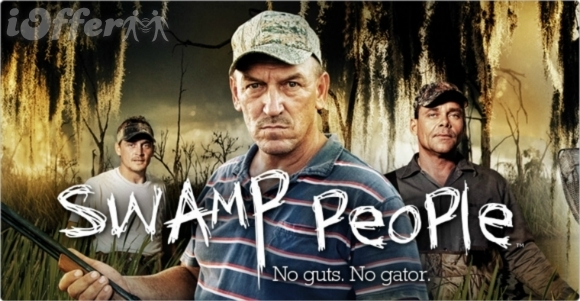 Swamp People Complete Seasons 5 and 6