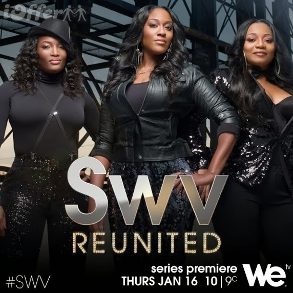 SWV Reunited All Episodes