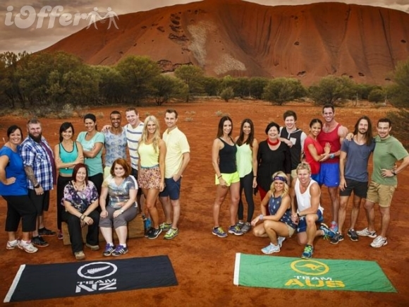 The Amazing Race Australia Season 3 (2014)