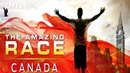 The Amazing Race Canada Season 3 (2015) 1