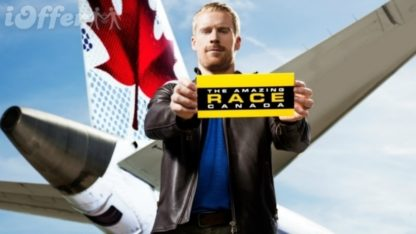 The Amazing Race Canada Season 6 (2018) with Finale 1
