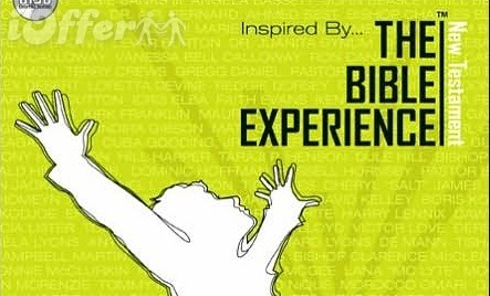 The Bible Experience New + Old Testaments Audiobooks