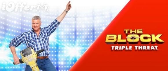 The Block AU Triple Threat Complete Season 10