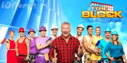 The Block Australia Glasshouse (Season 9) 1