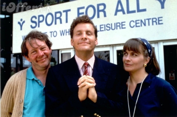 The Brittas Empire ALL 7 Seasons (DVD Format)