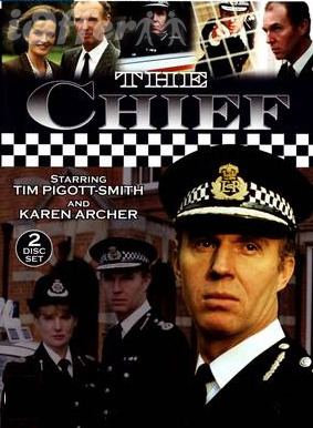 The Chief Starring Martin Shaw & Tim Pigott-Smith
