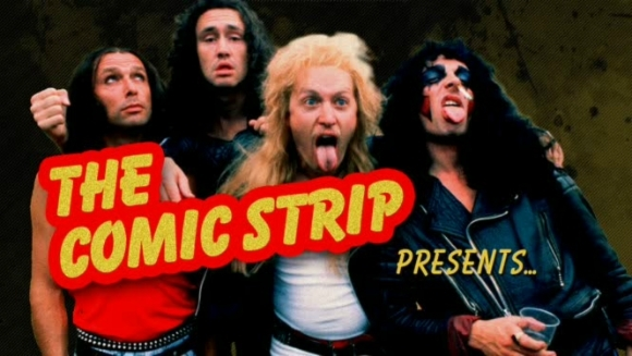 The Comic Strip Presents MASSIVE 39 Episodes Collection