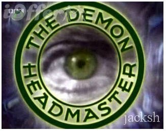 The Demon Headmaster COMPLETE Seasons 1, 2 and 3