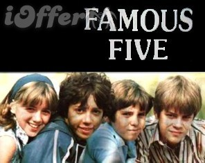 The Famous Five 1978-1979 Complete Series