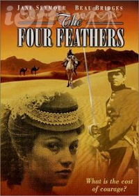 The Four Feathers starring Jane Seymour