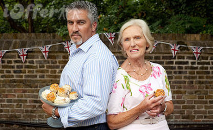 The Great British Bake Off All 4 Seasons 2