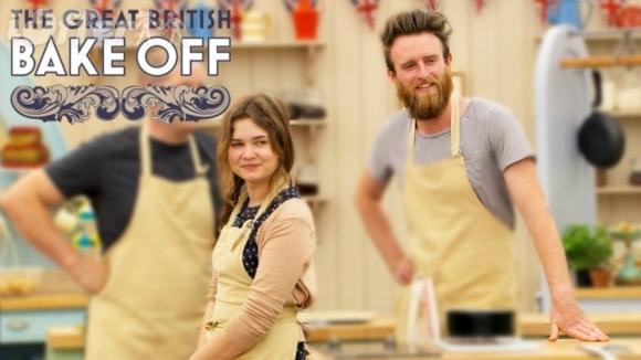 The Great British Bake Off Season 6 (2015)