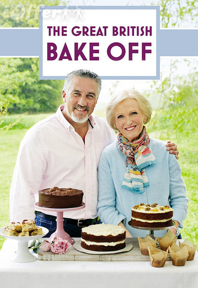 The Great British Bake Off Season 7 with Reunion