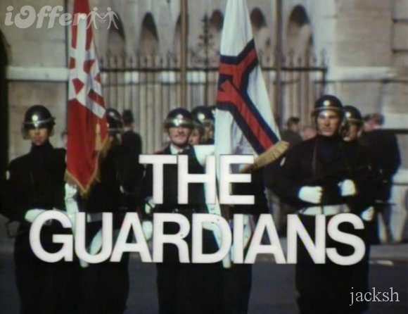 The Guardians (1971) COMPLETE with All Episodes