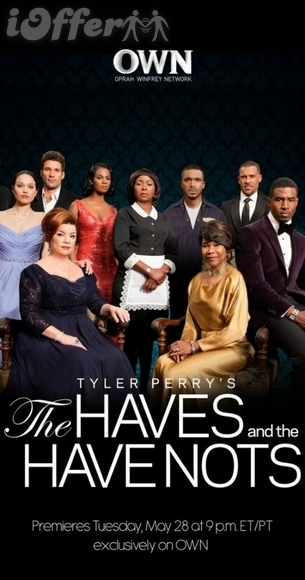 The Haves and the Have Nots Seasons 3 and 4 (2016)