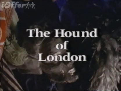 The Hound of London starring Patrick Macnee 1