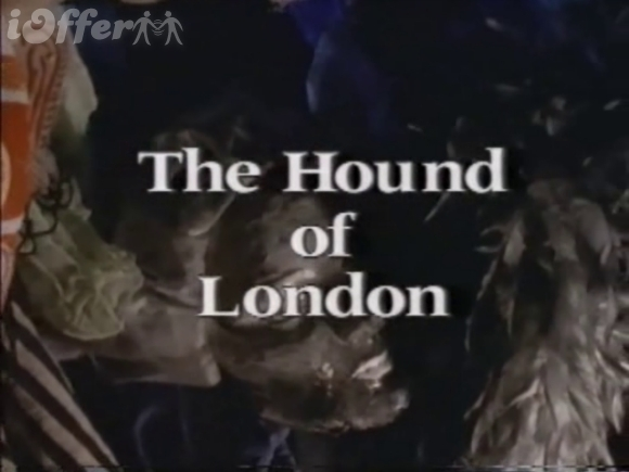 The Hound of London starring Patrick Macnee