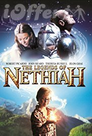 The Legends of Nethiah (2012) Starring Jeremiah Sayys