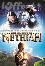 The Legends of Nethiah (2012) Starring Jeremiah Sayys 1