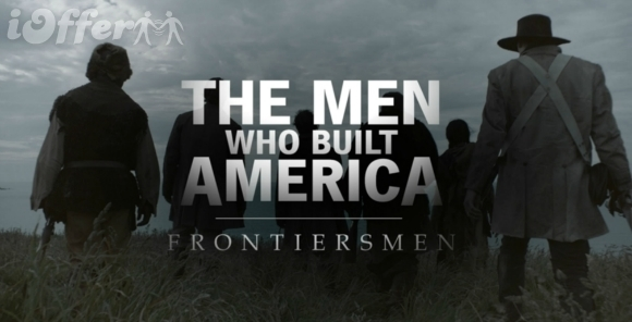 The Men Who Built America Frontiersmen (2018) Series