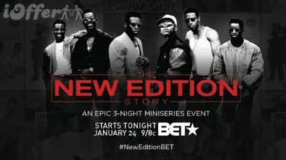 The New Edition Story Parts 1, 2 and 3 (2017) 1