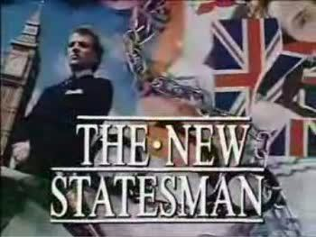 The New Statesman starring Rik Mayall Complete Series