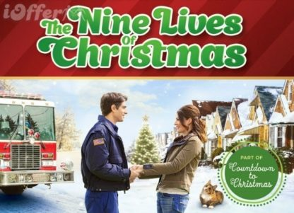 The Nine Lives of Christmas (2014) Brandon Routh 1