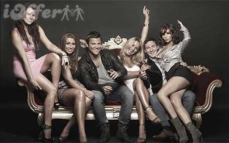 The Only way is Essex UK TV Series 1, 2 and 3