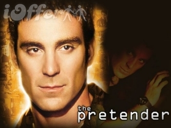 The Pretender All 4 Seasons + Mini Series 1
