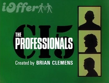 The Professionals (1977-83) Complete 5 Seasons