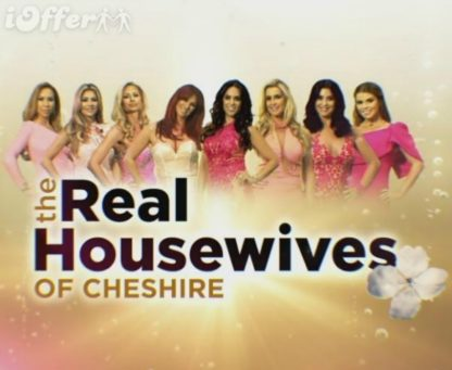 The Real Housewives Of Cheshire Season 6 (2017) 1