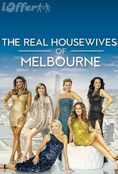 The Real Housewives of Melbourne Season 1 with Finale 1