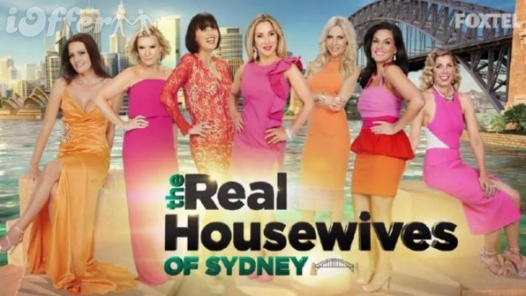 The Real Housewives of Sydney Season 1 (2017)