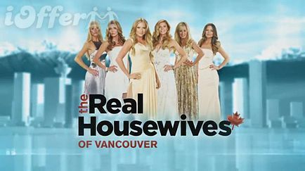 The Real Housewives of Vancouver Complete Seasons 1 & 2