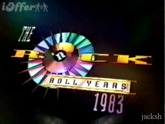 The Rock N Roll Years 1959-1989 BBC