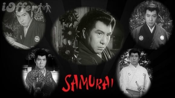 The Samurai (Onmitsu kenshi) Seasons 1, 2, 3, 4 and 5