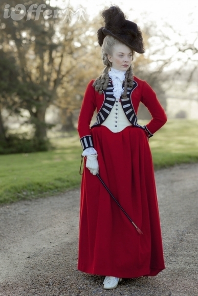 The Scandalous Lady W (2015) starring Natalie Dormer