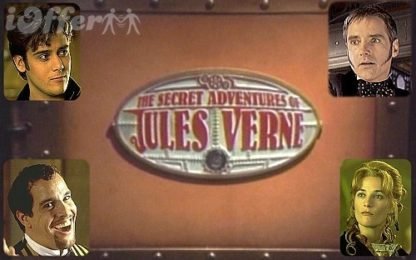 The Secret Adventures of Jules Verne Complete Series 1
