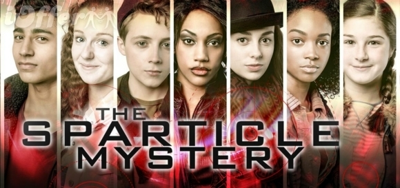 The Sparticle Mystery Seasons 1 and 2 Complete