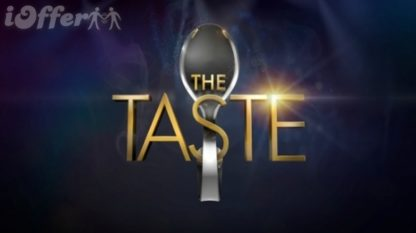 The Taste (US) Seasons 1, 2 and 3 1