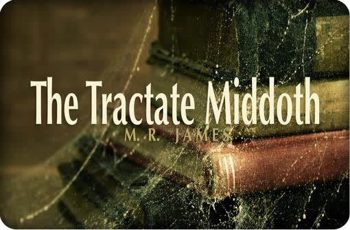 The Tractate Middoth Mark Gatiss