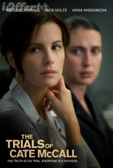 The Trials of Cate McCall (2013) starring Kate Beckinsa