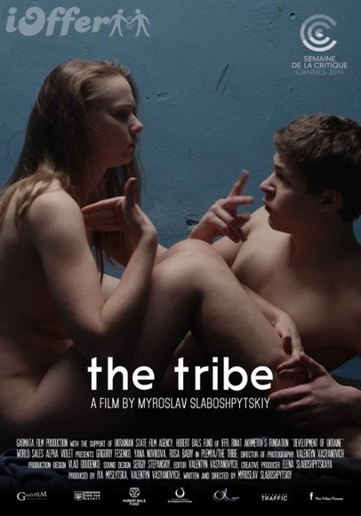 The Tribe (Plemya) 2014 All Sign Language Film 1