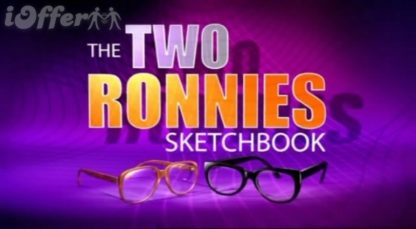 The Two Ronnies Sketchbook All 7 Episodes 1