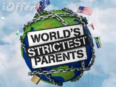 The World's Strictest Parents Seasons 1+2+3+4