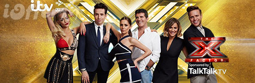 The X Factor UK Season 12 (2015) with All Episodes