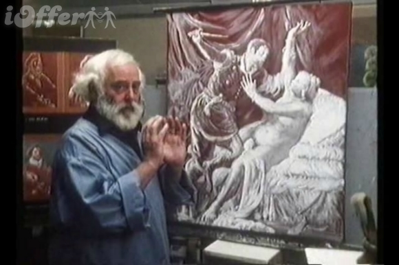 Tom Keating On Painters Complete Series