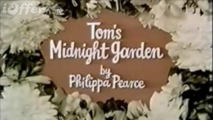 Tom's Midnight Garden 1974 starring Nicholas Bridge 1