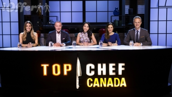 Top Chef Canada Season 6 (2018) with Finale